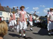 Thaxted Morris Costume