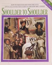 'Shoulder to Shoulder' magazine on WSPU